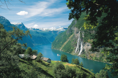 Majestic Norwegian Fjords