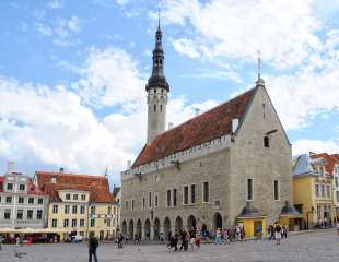 Town Hall and Town Hall Square