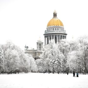 Winter City Break in St. Petersburg