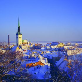 New Year in Tallinn