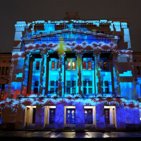 "Riga Light Festival ""Staro Riga"""